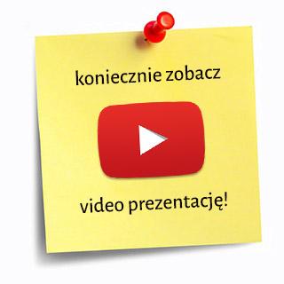 koniecznie zobacz video prezentację!